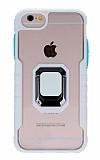 Eiroo Guard iPhone SE 2020 Ultra Koruma Beyaz Kılıf
