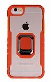 Eiroo Guard iPhone SE 2020 Ultra Koruma Kırmızı Kılıf