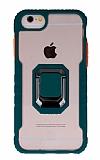 Eiroo Guard iPhone SE 2020 Ultra Koruma Yeşil Kılıf