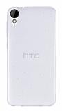 HTC Desire 825 / Desire 10 Lifestyle Ultra İnce Şeffaf Silikon Kılıf