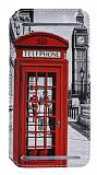 Eiroo HTC Desire Eye London Gizli M�knat�sl� Standl� Deri K�l�f