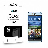 Eiroo HTC Desire Eye Tempered Glass Cam Ekran Koruyucu