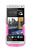 Eiroo HTC One mini Pembe Araç Tutucu