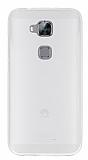 Eiroo Huawei G8 Ultra �nce �effaf Silikon K�l�f