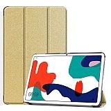 Eiroo Huawei MatePad 10.4 Slim Cover Gold Kılıf