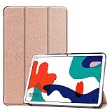Eiroo Huawei MatePad 10.4 Slim Cover Rose Gold Kılıf