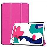 Eiroo Huawei MatePad 10.4 Slim Cover Pembe Kılıf