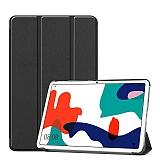 Eiroo Huawei MatePad 10.4 Slim Cover Siyah Kılıf
