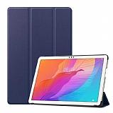 Eiroo Huawei MatePad T10 / T10S Slim Cover Lacivert Kılıf