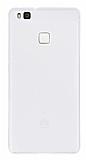 Eiroo Huawei P9 Lite Ultra İnce Şeffaf Silikon Kılıf