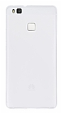 Huawei P9 Lite Ultra İnce Şeffaf Silikon Kılıf