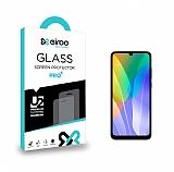 Eiroo Huawei Y6p Tempered Glass Cam Ekran Koruyucu