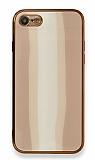 Eiroo Hued iPhone 7 / 8 Cam Rose Gold Rubber Kılıf