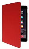 Eiroo iPad Air 2 Slim Cover Kırmızı Kılıf