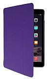Eiroo iPad Air 2 Slim Cover Mor Kılıf