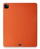 Eiroo iPad Pro 11 2020 Turuncu Silikon Kılıf