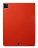 Eiroo iPad Pro 11 2020 Kırmızı Silikon Kılıf