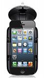 Eiroo iPhone SE / 5 / 5S Siyah Araç Tutucu