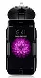 Eiroo iPhone 6 Plus / 6S Plus Siyah Araç Tutucu