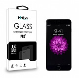 Eiroo iPhone 6 Plus / 6S Plus Tempered Glass Cam Ekran Koruyucu