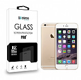 Eiroo iPhone 6 Plus / 6S Plus Tempered Glass Ön + Arka Cam Ekran Koruyucu