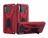 Eiroo Iron Care Huawei P20 Pro Ultra Koruma Kırmızı Kılıf