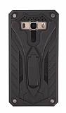 Eiroo Iron Care Samsung Galaxy J7 2016 Ultra Koruma Siyah Kılıf