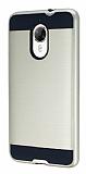 Eiroo Iron Shield General Mobile GM 5 Plus Ultra Koruma Gold Kılıf