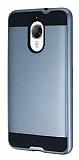 Eiroo Iron Shield General Mobile GM 5 Plus Ultra Koruma Füme Kılıf