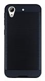 Eiroo Iron Shield HTC Desire 626 Ultra Koruma Siyah Kılıf
