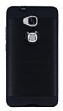 Eiroo Iron Shield Huawei GR5 Ultra Koruma Siyah Kılıf