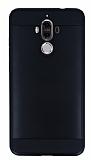 Eiroo Iron Shield Huawei Mate 9 Ultra Koruma Siyah Kılıf