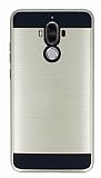 Eiroo Iron Shield Huawei Mate 9 Ultra Koruma Gold Kılıf