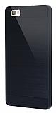 Eiroo Iron Shield Huawei P8 Lite Ultra Koruma Siyah Kılıf