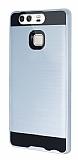 Eiroo Iron Shield Huawei P9 Ultra Koruma Silver Kılıf