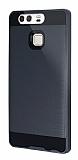 Eiroo Iron Shield Huawei P9 Ultra Koruma Siyah Kılıf