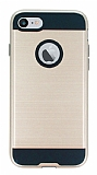 Eiroo Iron Shield iPhone 6 Plus / 6S Plus Ultra Koruma Gold Kılıf