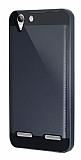 Eiroo Iron Shield Lenovo Vibe K5 Ultra Koruma Siyah Kılıf