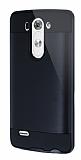 Eiroo Iron Shield LG G3 S / G3 Beat Ultra Koruma Siyah Kılıf
