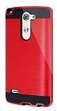 Eiroo Iron Shield LG G3 Stylus Ultra Koruma Kırmızı Kılıf