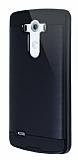 Eiroo Iron Shield LG G3 Ultra Koruma Siyah Kılıf