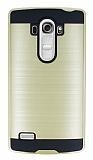 Eiroo Iron Shield LG G4 Beat Ultra Koruma Gold Kılıf