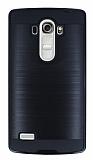 Eiroo Iron Shield LG G4 Beat Ultra Koruma Siyah Kılıf
