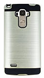 Eiroo Iron Shield LG G4 Stylus Ultra Koruma Gold Kılıf