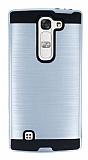 Eiroo Iron Shield LG G4c Ultra Koruma Silver Kılıf