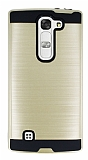 Eiroo Iron Shield LG G4c Ultra Koruma Gold Kılıf