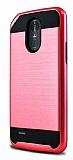 Eiroo Iron Shield LG Stylus 3 Ultra Koruma Kırmızı Kılıf