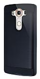 Eiroo Iron Shield LG V10 Ultra Koruma Siyah Kılıf