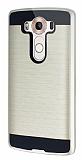 Eiroo Iron Shield LG V10 Ultra Koruma Gold Kılıf