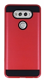 Eiroo Iron Shield LG V20 Ultra Koruma Kırmızı Kılıf